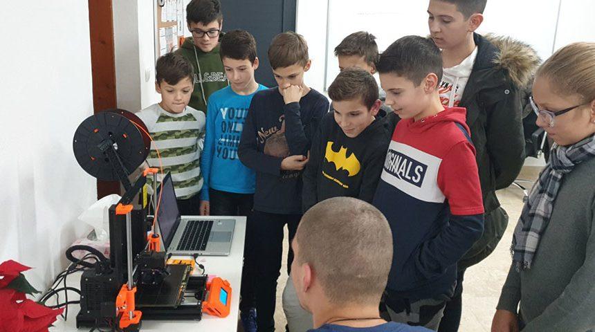 U CREDO centru započele redovne edukativne radionice